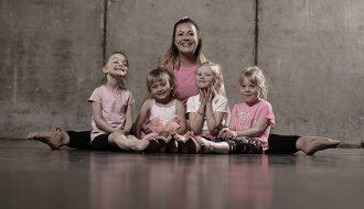 Baletti lapset