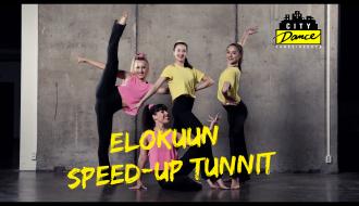 Elokuun Speed-Up tanssitunnit